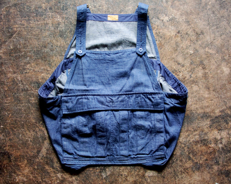 brown by 2-tacs SEED IT VEST